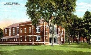 Drury College Springfield Missouri
