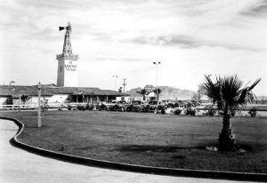 El Rancho Hotel-Casino, Las Vegas, Nevada