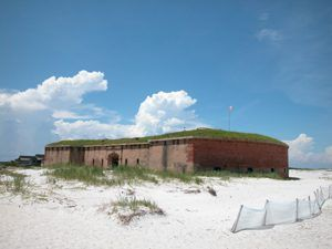 Fort Massachusetts, Florida