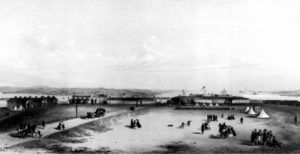 Fort McHenry in the Civil War