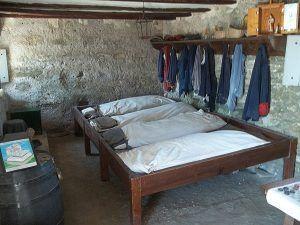 Fort Matanzas Interior