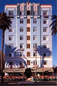 Georgian Hotel, Santa Monica, California