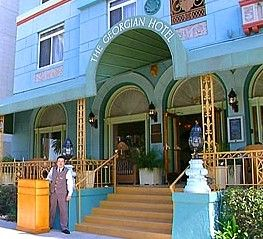 The Georgian Hotel in Santa Monica, California