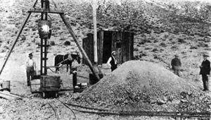 Gold Bar Mine, Nevada