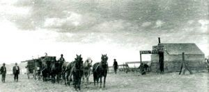 Gold Point, Nevada in 1908