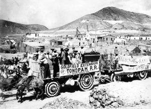 Goldfield Extension of the Las Vegas & Tonopah Railroad