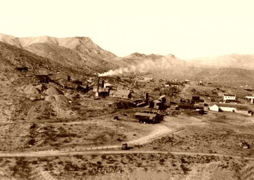 Goodsprings, Nevada, 1924