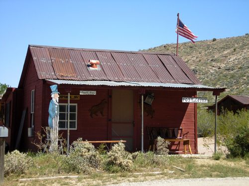 Goodsprings, Nevada Post Office