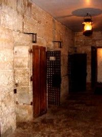 Independence Missouri Jail Interior