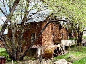 La Cuerva Mill, New Mexico