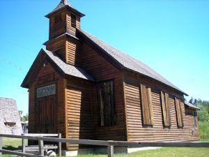 Marysville, MT - Methodist Church