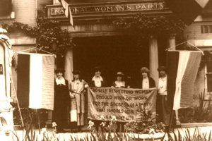 National Woman's Party, 1920