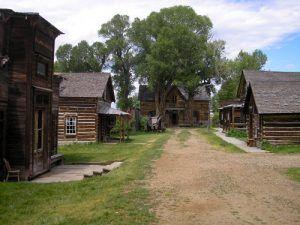 Nevada City Montana Museum