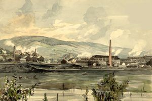 Pennsylvania Factories, 1857