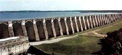 Pensacola Dam in Oklahoma