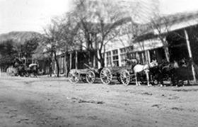 Early Pioche, Nevada