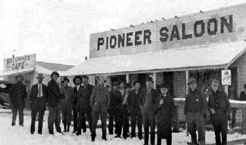 Vintage Pioneer Saloon, Goodsprings, Nevada