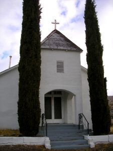 San Lorenzo Catholic Church, Placita, New Mexico