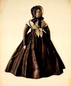 Quaker Woman