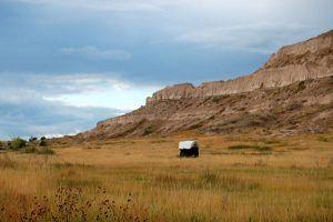 Scotts Bluff Wagon