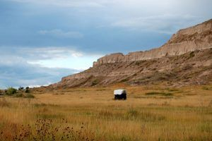 Scotts Bluff, Nebraska Wagon