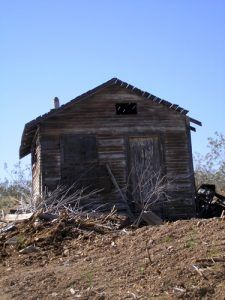 Miner's Cabin, Searchlight, Nevada
