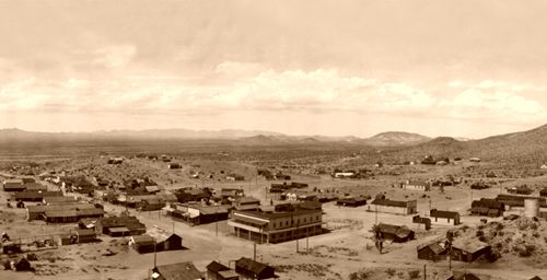 Searchlight, Nevada, 1910