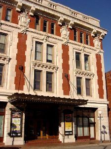 Landers Theater in Springfield, Missouri