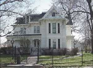 The Truman House in Independence, Missouri