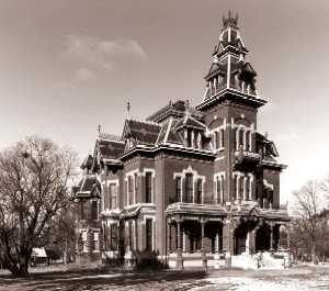 Vaile Mansion, Independence Missouri