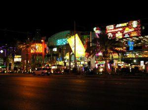 Las Vegas Strip today, photo by Amy Stark