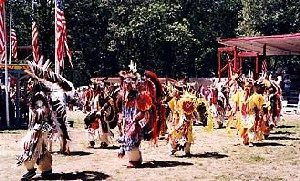 The Winnebago Pow Wow
