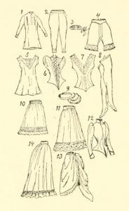 Womens garments