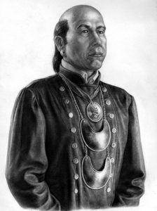 Chickasaw Chief Levi Colbert