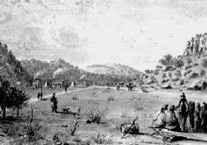 First Fort Davis, Texas