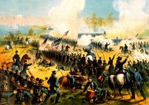 Battle of Shiloh, Tennessee