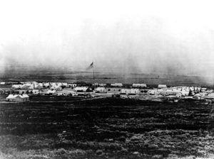 Camp Douglas, Utah, 1866