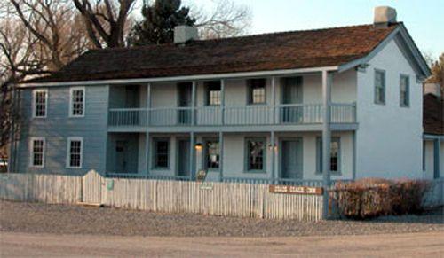 Stagecoach Inn at Camp Floyd, Utah