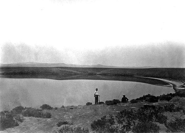 Carson Sink, Nevada