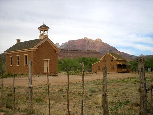 Grafton, Utah Church