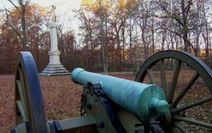 Hornets' Nest, Battle of Shiloh, Tennessee
