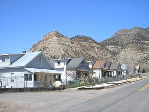 Kenilworth, Utah Company Houses