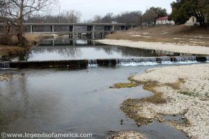 Salado Creek, Salado, Texas