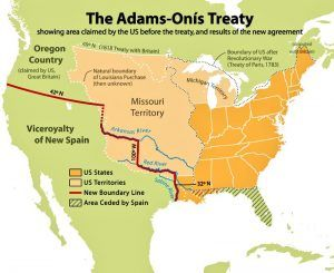 Adams-Onis Treaty