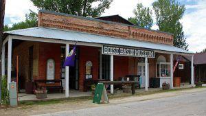 Boise Basin Museum, Idaho City, Idaho