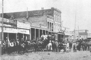 Carson City, Nevada 1863
