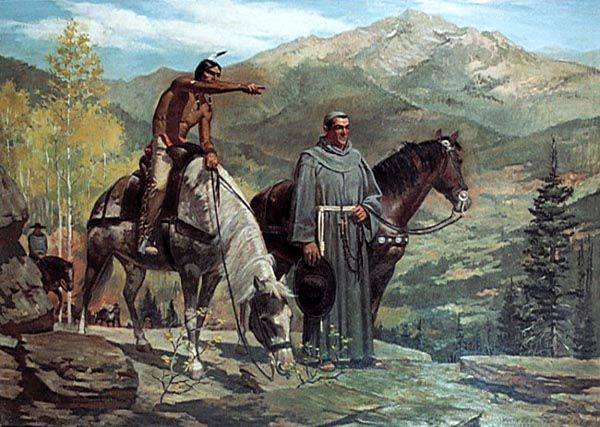 Early Exploration And The Fur Trade In Colorado Legends