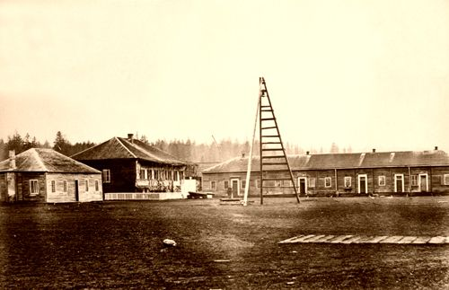 Fort Vancouver Washington From Traders To Soldiers