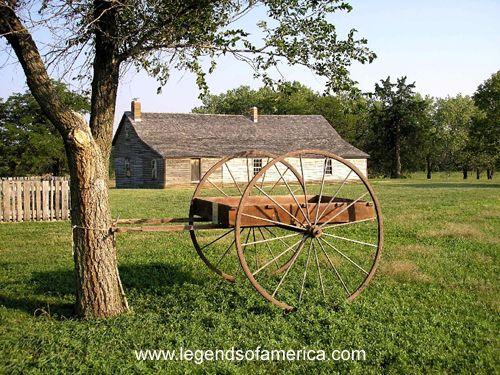 Hollenberg, Kansas Pony Express Station