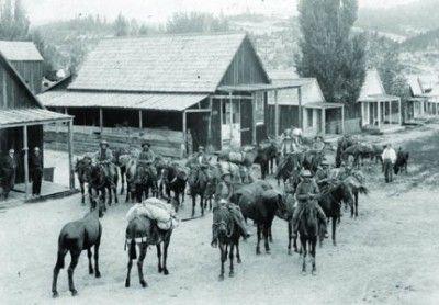 Historic Idaho City, Idaho